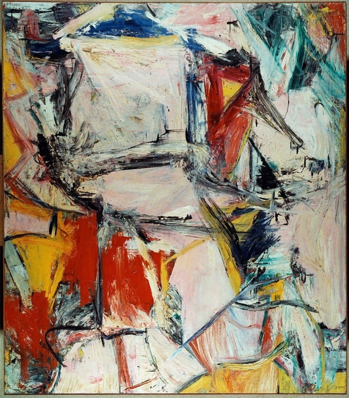 Interchange de Willem de Kooning