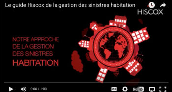 Guide Hiscox de la gestion des sinistres habitation