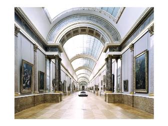 Candida_Hofer_Louvre