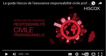 Le guide Hiscox de l'assurance responsabilité civile professionnelle