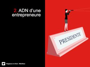 ADN entrepreneure