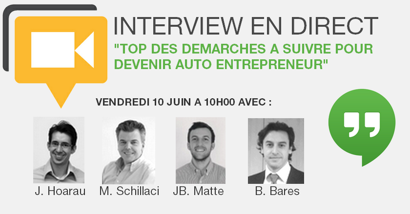 Interview Top conseils entrepreneurs