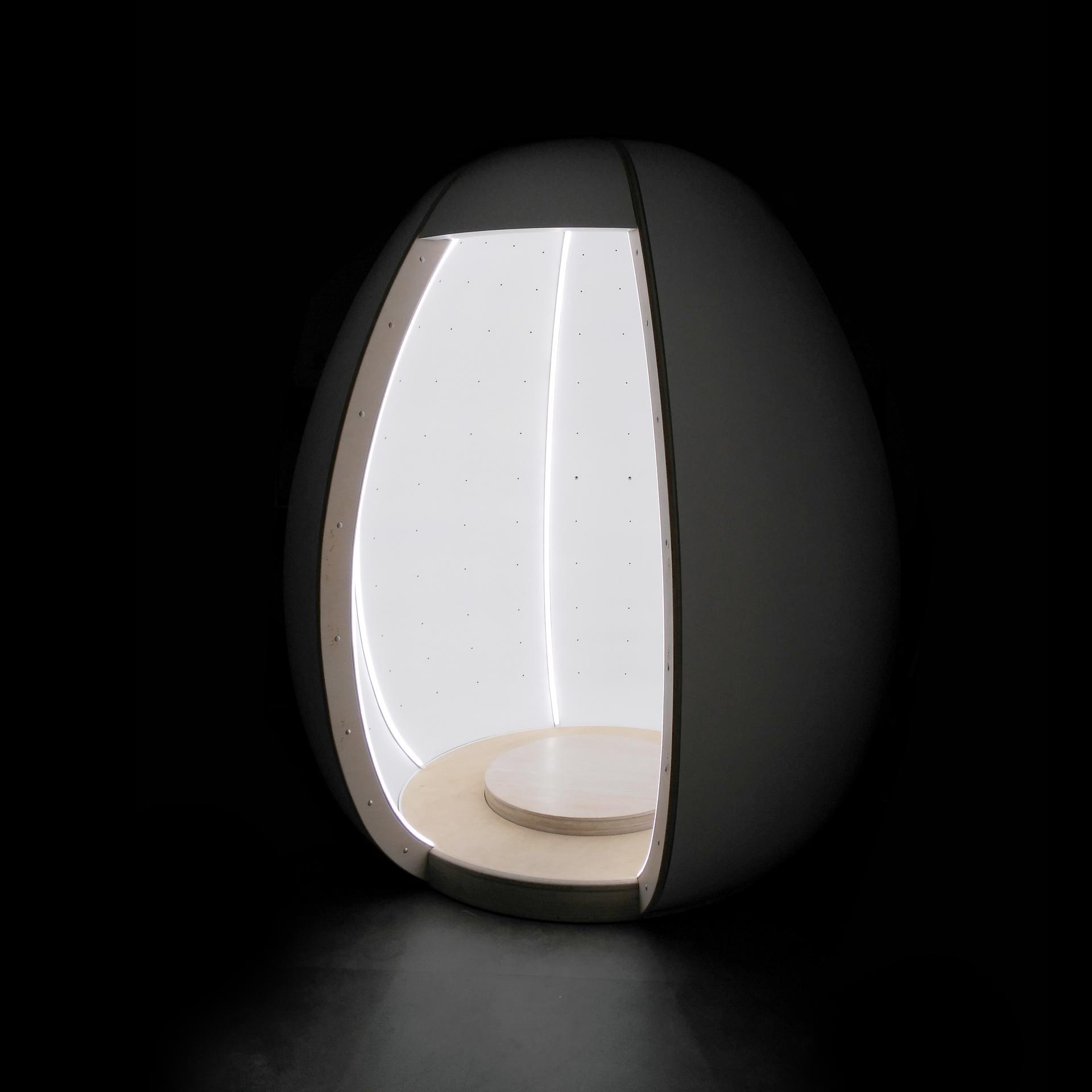 cabine avatar 3d