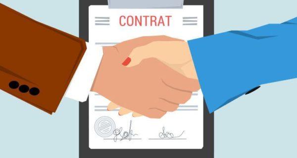 Contrat de prestations de services