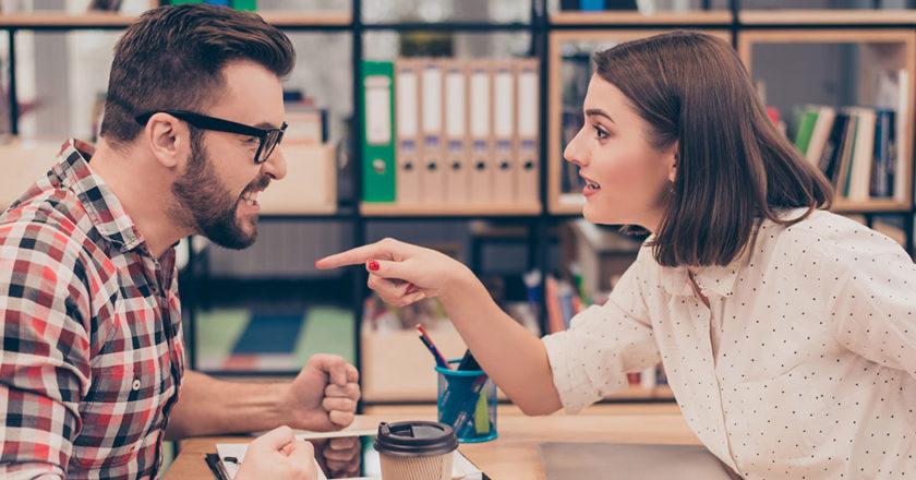 5 Conseils pour éviter le conflit au travail